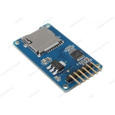 Modulo per lettura e scrittura di schede micro SD