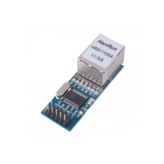 Modulo Ethernet ENC28J60 HanRun HR911105A - mini