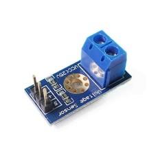 Modulo sensore di tensione - portata 0 - 25V