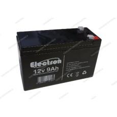 Batteria al piombo ermetica 12V 9Ah