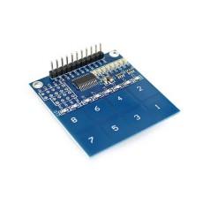 Modulo tastiera capacitativa a 8 tasti TTP226