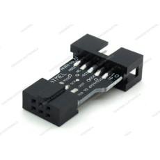 Adattatore usbasp da 10 a 6 pin STK500