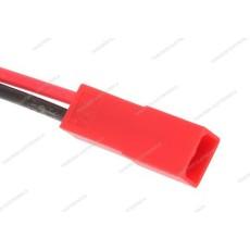 Connettore JST femmina a 2 pin con cavo da 10cm