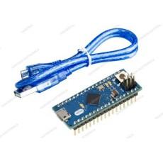 Scheda micro ATmega32U4 5V 16Mhz con cavo micro usb (Arduino-Compatibile)
