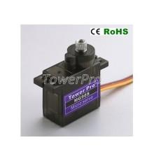 Servo motore Tower Pro MG90S