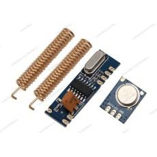 Modulo trasmettitore e ricevitore STX882 + SRX882