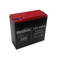 Batteria al piombo 12V 20Ah ciclica