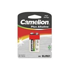 Batteria alcalina 9V Camelion