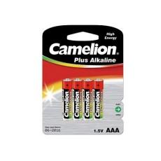 Batteria alcalina ministilo Camelion. Confezione da 4 batterie