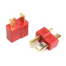 Coppia connettori T-Plug maschio e femmina