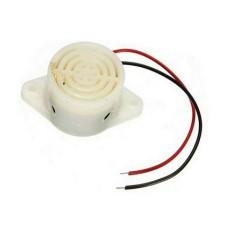Buzzer con circuito oscillatore diametro 30mm 3-24V