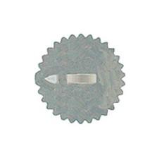 Manopola di regolazione per trimmer 10x10 diametro 11,5mm rossa - confezione da 10pz