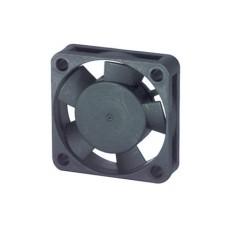 Ventola 5Vcc 40x40x10 in materiale termoplastico su cuscinetti