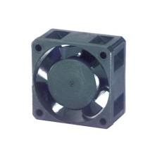 Ventola 24Vcc 40x40x20 in materiale termoplastico su bronzine