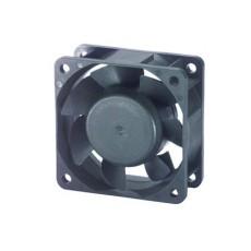 Ventola 24Vcc 60x60x25 in materiale termoplastico su cuscinetti