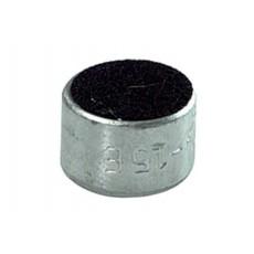 Capsula microfonica a condensatore omnidirezionale 9,7x6,5mm