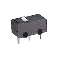 Microdeviatore finecorsa da circuito stampato - 125V 1A