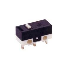 Microdeviatore finecorsa in miniatura da circuito stampato - 250V 3A