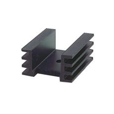 Dissipatore termico per TO220 e TOP3 - resistenza termica 5°C/W