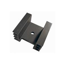 Dissipatore termico per TO3PL - resistenza termica 9,5°C/W