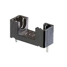 Portafusibile da circuito stampato per fusibili 5x20 - 250V 6,3A