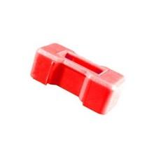 Protezione per portafusibile 5x20 - rosso