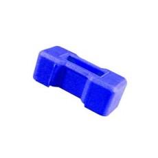 Protezione per portafusibile 5x20 - blu