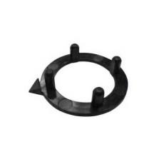 Ghiera con indice per manopole componibili diametro 15mm - nero