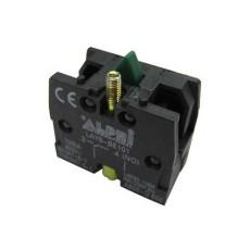 Elemento di contatto per pulsanti e selettori diametro 22mm - N/C
