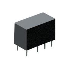 Rele' di segnale in miniatura da circuito stampato a 2 scambi - 24Vcc 1A