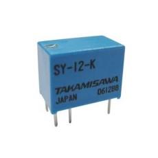 Rele' di segnale in miniatura da circuito stampato a 1 scambio - 12Vcc 2A