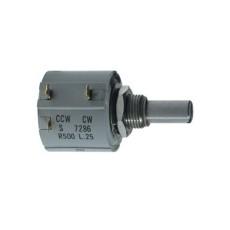 Potenziometro di precisione a filo 10 giri - 100 Ohm