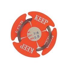 Rocchetto di stagno Sn/Pb 60/40 20gr diametro 0,5mm