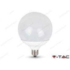 Lampadina led V-TAC G120 13W dimmerabile - attacco E27 - 3000k bianco caldo - VT-1884D