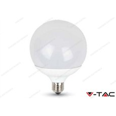Lampadina led V-TAC G120 13W - attacco E27 - 6000k bianco freddo - VT-1883