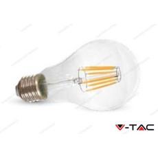 Lampadina led V-TAC A67 8W - attacco E27 - 2700k bianco caldo - VT-1978