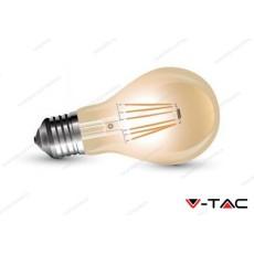 Lampadina led V-TAC A67 10W tipo vintage - attacco E27 - 2200k bianco caldo - VT-2028