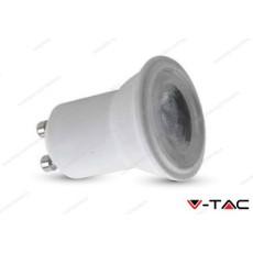 Faretto led V-TAC GU10 2W - 3000k bianco caldo - VT-2002