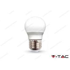 Lampadina led V-TAC G45 3W - attacco E27 - 4500k bianco naturale - VT-2053