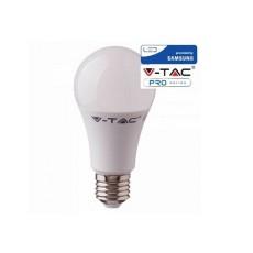 Lampadina led V-TAC A60 11W chip samsung - attacco E27 - 4000k bianco naturale - VT-212