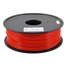 Pla rosso su bobina - 1 kg