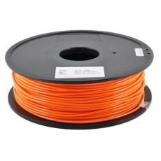 Pla arancione su bobina - 1 kg