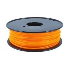 Pla arancione luminescente - 1 kg