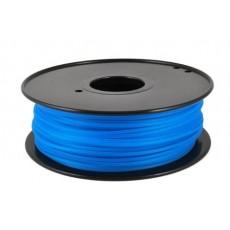 Pla blu luminescente - 1 kg