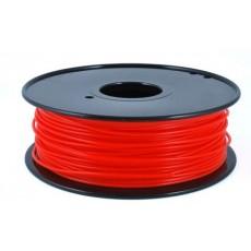 Pla rosso luminescente - 1 kg