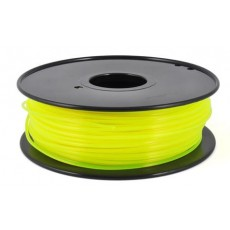 Pla giallo luminescente - 1 kg