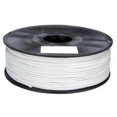 Pla bianco su bobina - 1 kg