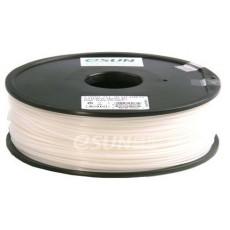 Filamento di nylon neutro su bobina - 1 kg