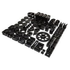 Set componenti plastici per 3D printer