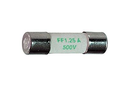 5X Fusibile rapido 6,3x32mm 250V 8A ampere veloce in vetro fusibili cod 2535